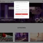 Weddingday Website Login